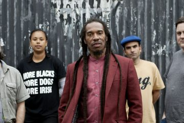 Benjamin Zephaniah & The Revolutionary Minds