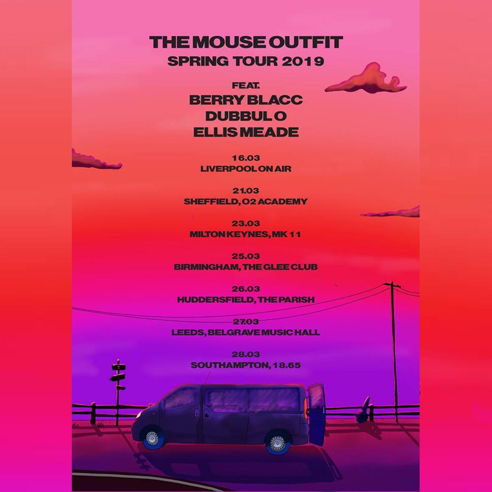 Euro Car Parts Milton Keynes >> The Mouse Outfit Spring Tour 2019 Diplomats Of Sound